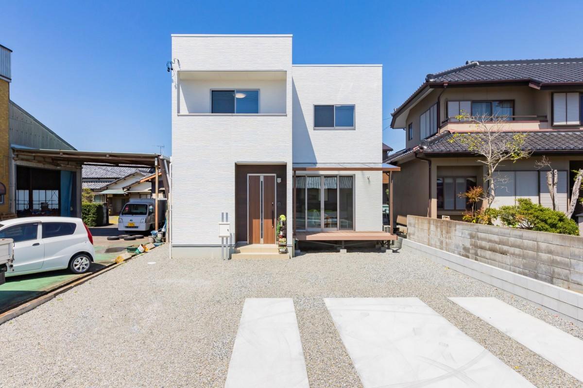 浜松市東区笠井町|102.67㎡|4LDK+S